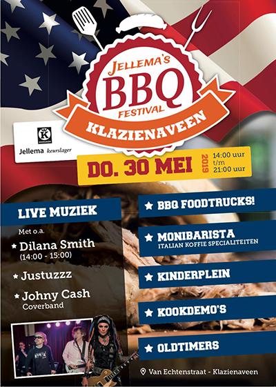 BBQ Festival Klazienaveen